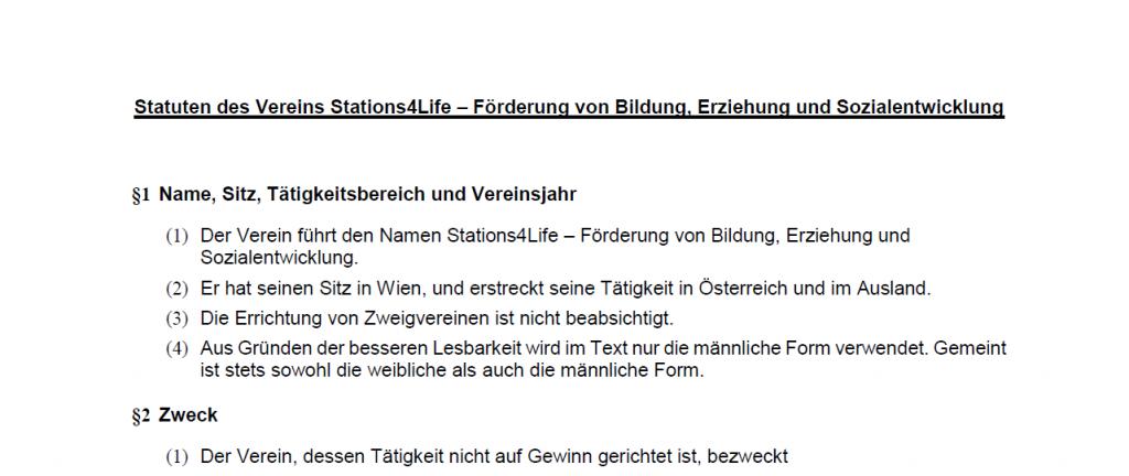 Statuten_Stations4Life