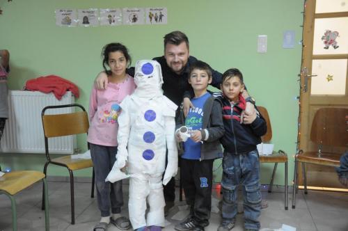 Hilfsprojekt Caramidari 92