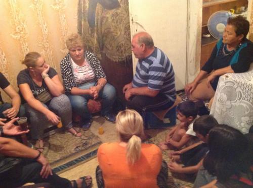 Hilfsprojekt Haskovo